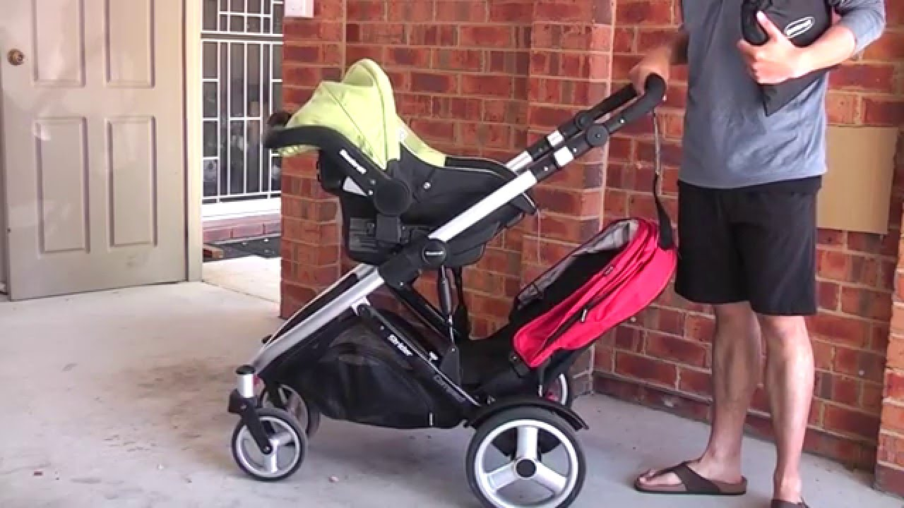 Double Pram Australia Reviews Steelcraft Strider Compact Stroller Review And Demo