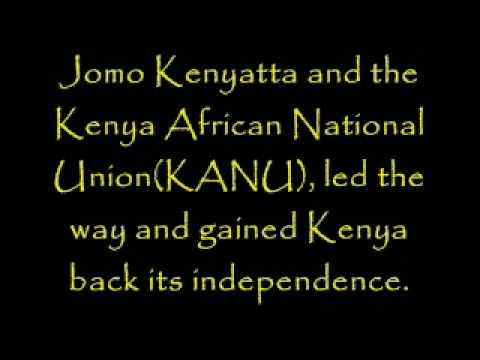 Kenyan Independence