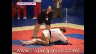 Trojan Games Judo - Sex Fight