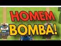 BOMBARDEIRO VERSÃO BUM BUM GRANADA! - Clash Royale