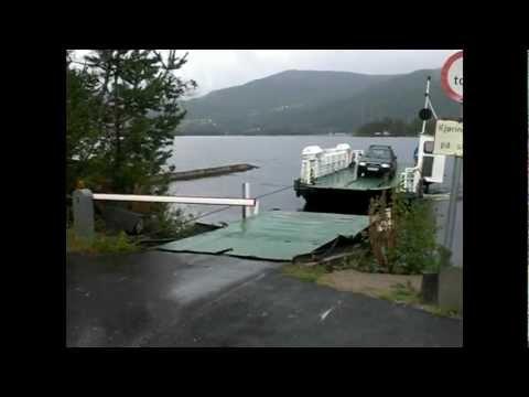 MF Nissen, Cable Ferry, Fjone