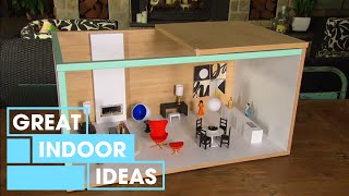 How To Make A 3D Printed Dollhouse | Indoor | Great Home Ideas