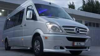 mercedes sprinter tuning Переоборудование микроавтобусов(, 2012-08-24T14:28:56.000Z)