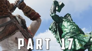 GOD OF WAR Walkthrough Gameplay Part 17 - THOR STATUE (God of War 4)
