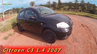 Citroen C3 1.4 2007 | impressões ao dirigir