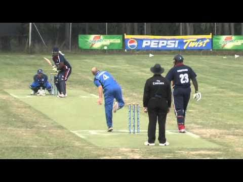 Cricket - WCL4 19-08  2° INNING   ITALIA-CAYMAN ISLANDS  (r.giunta).mpg