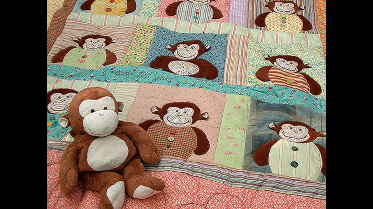 Applique patterns for baby quilts ideas youtube