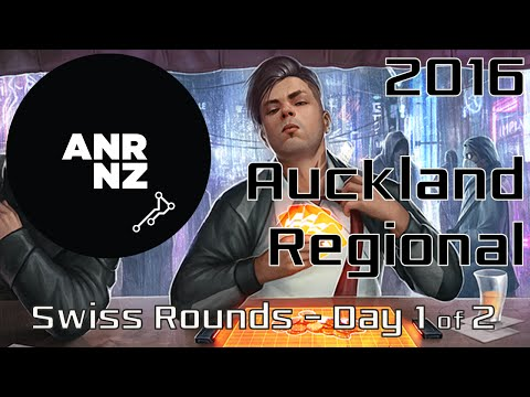 Auckland Regional 2016 - Swiss R2 Game 1