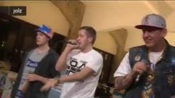 Kola mit Ice LIVE @ JOIZ - MC Smook, Money Boy, Hustensaft Jüngling