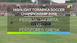 Video Gol Pertandingan Persija Jakarta vs Persegres Gresik United