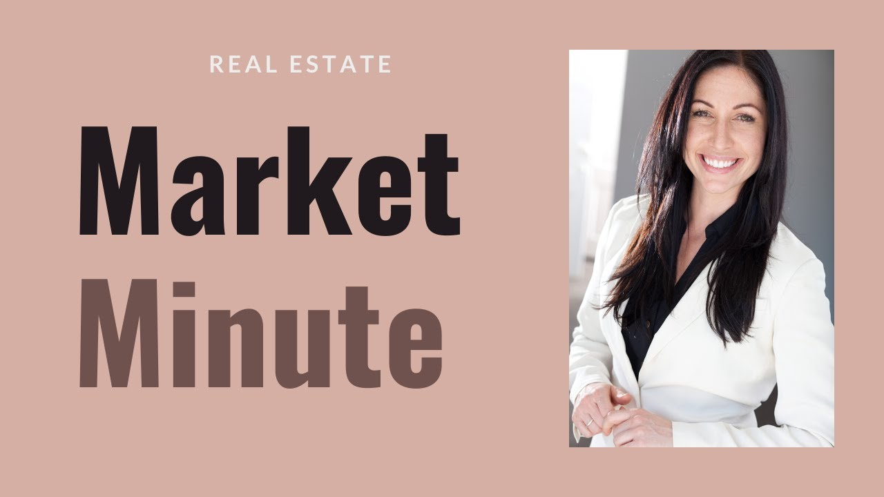 Real Estate Market Minute May 4th 2020
