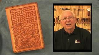 Learn How to Make a Leather Book Cover