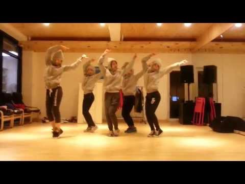 [1080P] Crayon Pop Dancing Queen 練習室自拍版