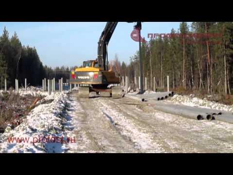 Вибропогружатель Daedong DPD 350T/ Pile driver Daedong DPD 350T