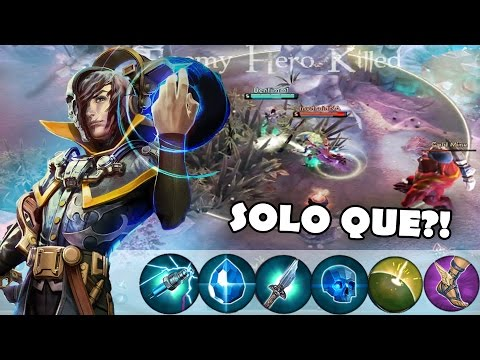 Solo Queue - Oh Man.. CP Vox! | Vainglory [RANKED] Lane Gameplay