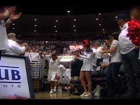 2010-11 Pac 10 Champions Arizona Wildcats Basketball Highlights by Arizona Athletics