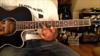 Phool Ko Aankha Ma - Guitar Lesson