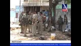 Full Video| Hyderabad Communal Clashes in 9 No. Kishan Bagh; 3 killed in police firing