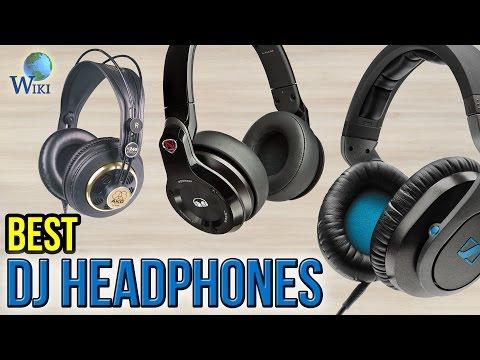 10 Best DJ Headphones 2017