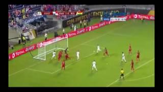 Gol de Bolivia J. Arce Vs Panama Copa America Vennoticias.com