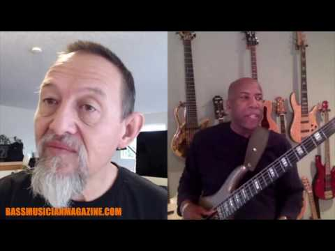 """Bass Musician Magazine Interviews Nathan East on """"Reverence"""""""