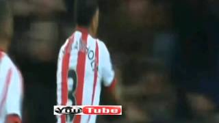 Video Gol Pertandingan Sunderland vs Stoke City