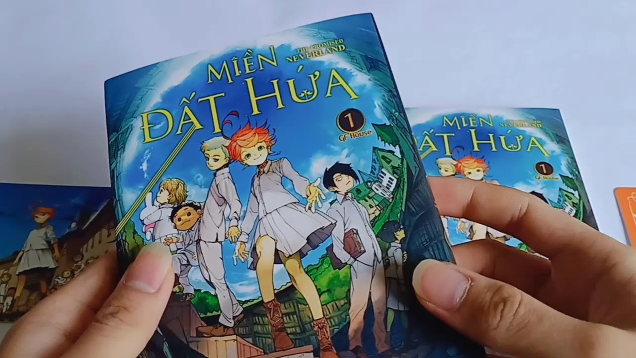 [Unseal] Miền Đất Hứa a.k.a The Promised NEVERLAND [IPM]