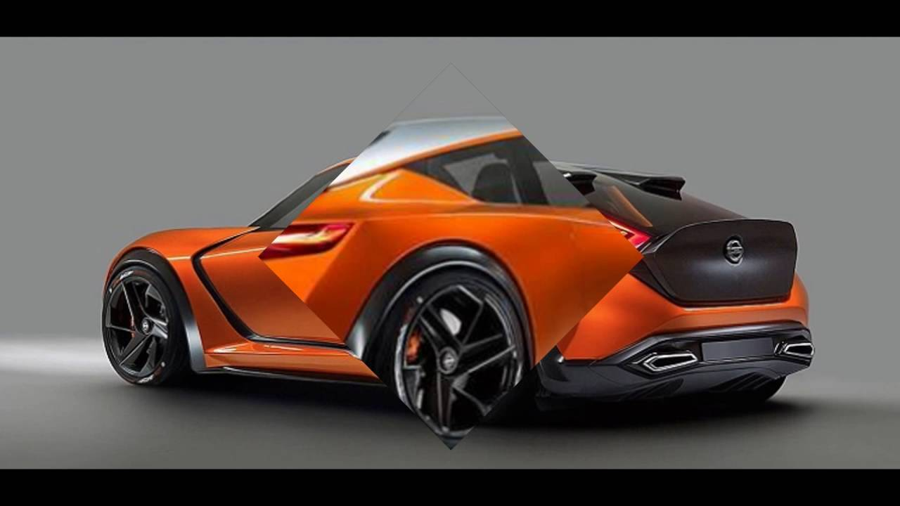 2018 Nissan Z Concept Sport Sedan Changes Redesign Youtube