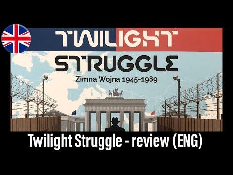 Wojennik TV # 200: Twilight Struggle - Review (ENG)