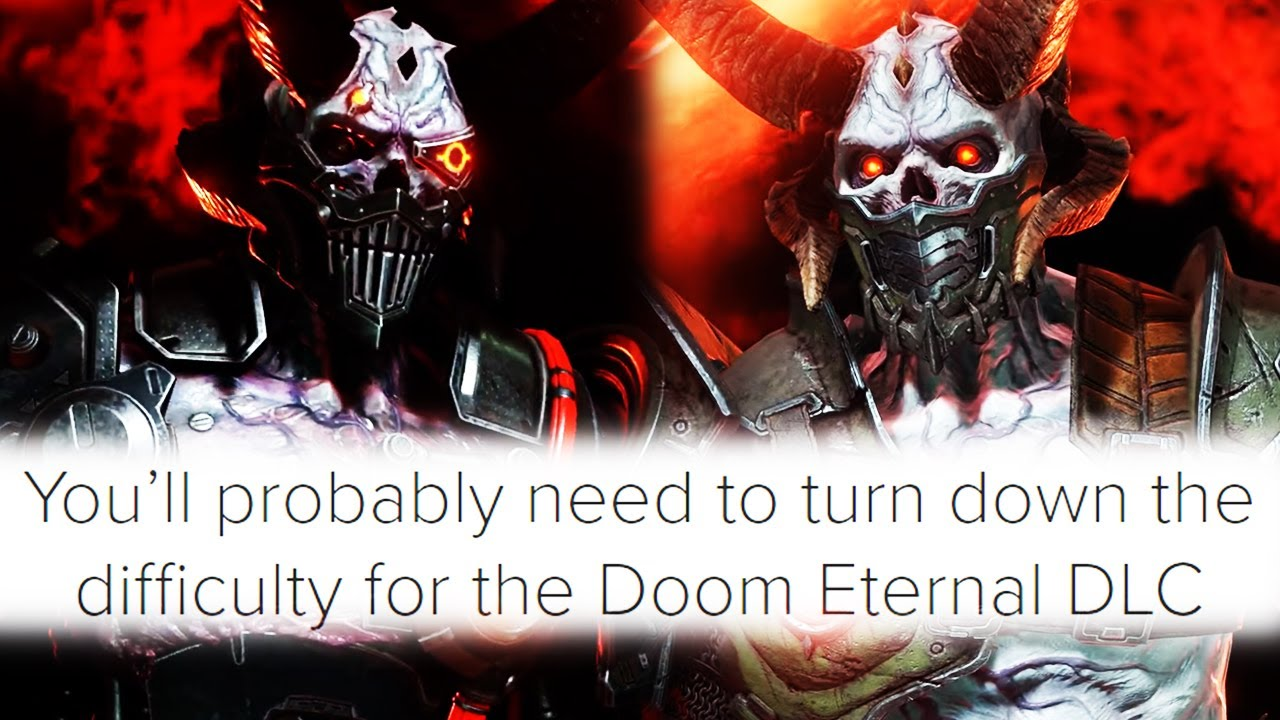 Doom Eternal Is A Game's Journalist Ultra Nightmare thumbnail