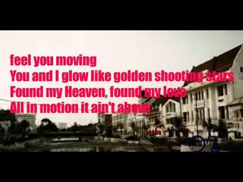 Dipha Barus & Monica Karina  - You Move Me (Lyric Video)