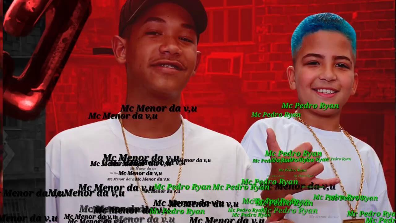 Download Mc Menor da Vu e Mc Pedro Ryan Mobilete (  áudio oficial  ) Dj Dan Soares Nobeat