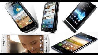 Cómo elegir un teléfono móvil