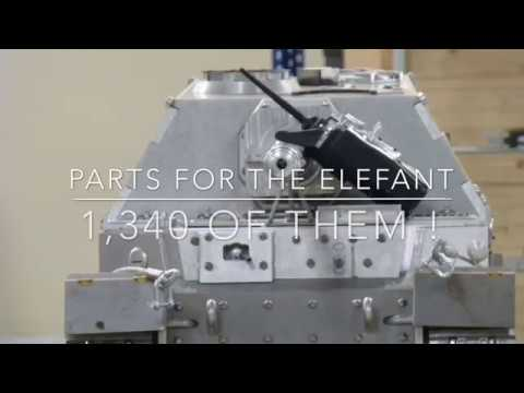 1/6th Scale Metal Model Armour Kits | Tanks and other vehicles