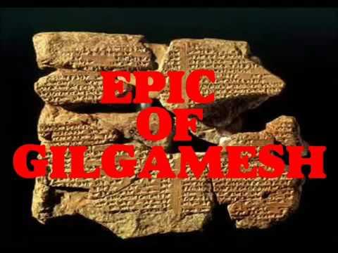 Epic Of Gilgamesh - audiobook