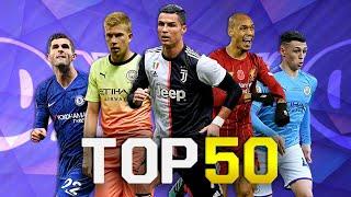 Top 50 Goals of June 2020