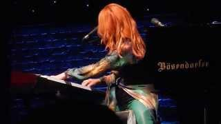 "Tori Amos ""Muhammed My Friend"" (full version on keys) at Bob Carr Performing Arts Centre"