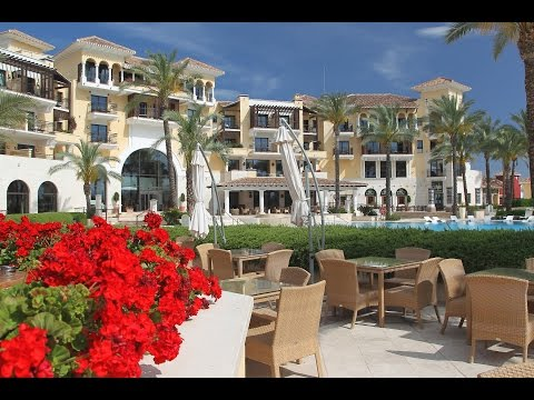 Mar Menor Golf Resort, Murcia, Spain - Drive Through Tour