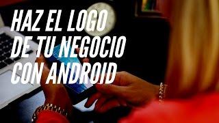 Cómo hacer un logotipo con un Celular