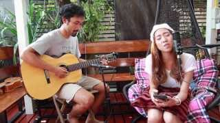 [Acoustic]Oh Baby I - Mike the Angelo -Eng. cover by Korbua&Na