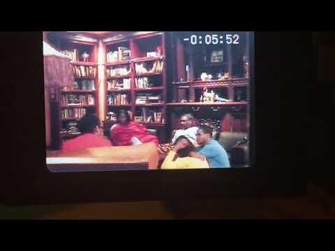 Lamar Davenport's Christmas at Morgan Freeman's House