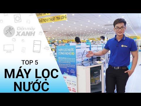 Top 5 máy lọc nước bán chạy tại Điện máy Xanh