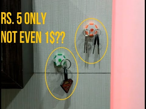 How to make KEY HOLDER at Home DIY | Life Hacks | by EASY WAYZ