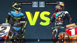 Monster Energy Supercross Game