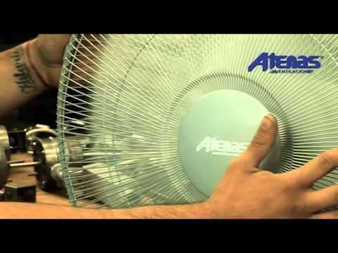 Ventiladores de pared atenas ventilacion youtube - Ventiladores de pared ...