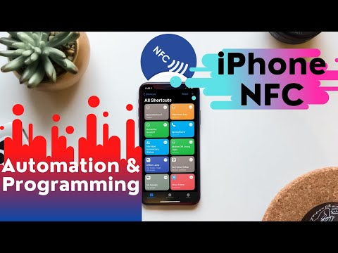 NFC Tags with iPhone: iPhone Automation & NFC Programming Tips for new NFC iPhone Users.