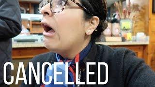 Cancellations  |  FLIGHT ATTENDANT LIFE  |  VLOG 2, 2018