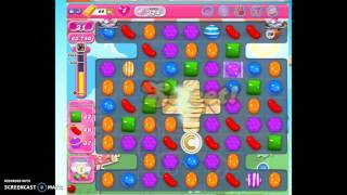 Candy Crush Level 324 w/audio tips, hints, tricks