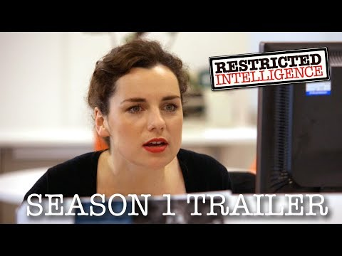 Information Security Awareness Comedy - Restricted Intelligence Season 1 Teaser