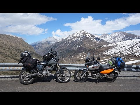 Motorcycle Adventure Morocco, Part 1 - Europe